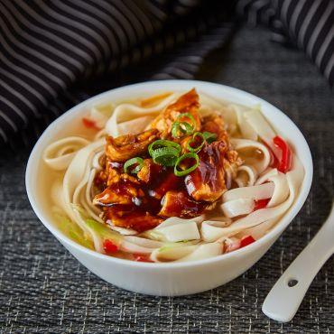 Supa chinezeasca de pui