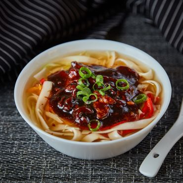 Supa chinezeasca de vita